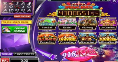 Finding Everything About The Popular Slot Machine Known As The Kiss918 Damage Off