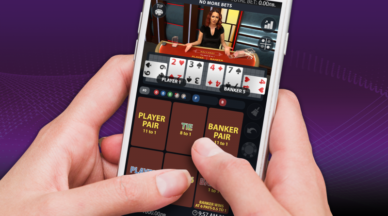 Mobile Baccarat – A Fun Way to Bet On Casino Games